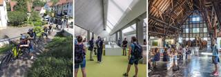 KTP, Radtour, Exkursion, Stuttgart, Esslingen, Weinberge, Architektur, Büroleben