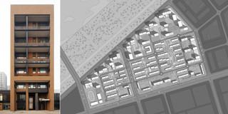 China, Innerstädtisch, Städtebau, Neubau, Modular, Betontragwerk, Ziegelfassade, Glasfassade, Flachdach, Park, Sportflächen, Hochhäuser, Privat, Großprojekt, Generalunternehmer, Wohnen, Gewerbe, Shops, Freizeit, Architektur, KTP, Kauffmann Theilig Partner, Freie Architekten PartGmbB, Stuttgart, Stadtquartier,