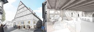 KTP, Wettbewerb, Herrenberg, Fruchtkasten, Denkmalschutz, Ausstellung, Modernisierung