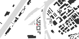 Eckgebäude, Innerstädtisch, Neubau, Städtebau, Betontragwerk, Fertigteile, Lamelle, Metallfassade, Flachdach, Tiefgarage, Innenhof, Balkone, Investor, öffentlich zugänglich, Lamelle, Wohnen, Café, Service, Quatier, Gastronomie, Neckarbogen,  Heilbronn, Quartier, Baordinghouse, Wohnung, Loggia, Dachlandschaft, Wohnungen, BUGA-Gelände, Fassade, Architektur, KTP, Kauffmann Theilig Partner, Freie Architekten PartGmbB, Stuttgart,