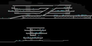 Solitär, Innerstädtisch, International, Neubau, Konzept, Städtebau, Betontragwerk, Glasfassade, Flachdach, Tiefgarage, Terrassen, Platz, Öffentliche Hand, Großprojekt, öffentlich zugänglich, Museum, Ausstellung, Gastronomie, Büro, Verwaltung