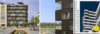 Auszeichnung deutsche Wohnungsbau 2019, KTP Architekten, Buga, Wohen auf Zeit