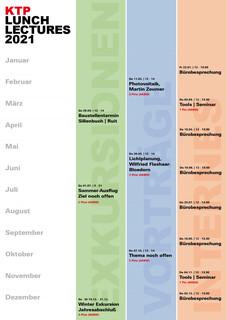 Vortrag, Lunch Lecture,  Architektur, KTP, Kauffmann Theilig Partner, Freie Architekten PartGmbB, Stuttgart,