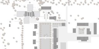 Neubau, Farbe, Betontragwerk, Holztragwerk, WDVS, Flachdach, Dachbegrünung, Atrium, Terrassen, Garten, Öffentliche Hand, Generalplaner, Wohnen, Pflege, Veranstaltungen, Verwaltung