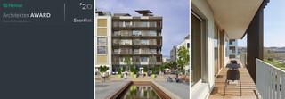 KTP, Auszeichnung, Heinze, Architektur, Award, Nominierung, Neckarbogen, Wohnen auf Zeit,