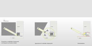 Neubau, Konzept, Städtebau, Stahl-Beton-Tragwerk, Glasfassade, Flachdach, Platz, Park, Privat, Großprojekt, Restaurant, Konferenz, Ausstellung, Architektur, KTP, Kauffmann Theilig Partner, Freie Architekten PartGmbB, Stuttgart