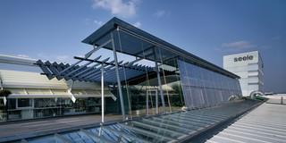 Bauabschnitte, Erweiterung, Stahltragwerk, Glasfassade, Terrasse, Privat, Büro, Verwaltung, Architektur, KTP, Kauffmann Theilig Partner, Freie Architekten PartGmbB, Stuttgart,
