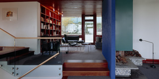 Stahltragwerk, Bauabschnitte, Erweiterung, Konzept, Wohnen, Büro, Architektur, KTP, Kauffmann Theilig Partner, Freie Architekten PartGmbB, Stuttgart