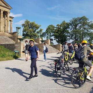 KTP, Sommer, Ausflug, E-Bike, Katharinenhöhe, Stuttgart, Weinberge, Büroleben