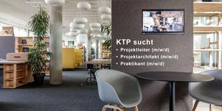 Jobs, Stellenausschreibung, Architekt, Projektleiter, Stuttgart, AiP, KTP, Kauffmann Theilig & Partner
