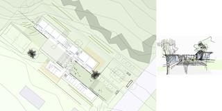 International, Neubau, Konzept, Sportflächen, Atrium, Privat, Schule, Büro, Verwaltung, Architektur, KTP, Kauffmann Theilig Partner, Freie Architekten PartGmbB, Stuttgart